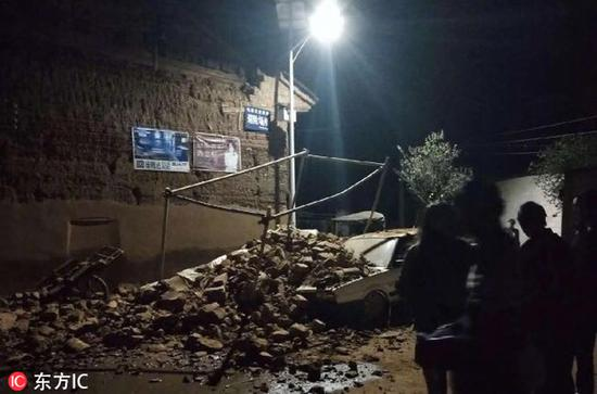 5.0-magnitude earthquake hits Yunnan